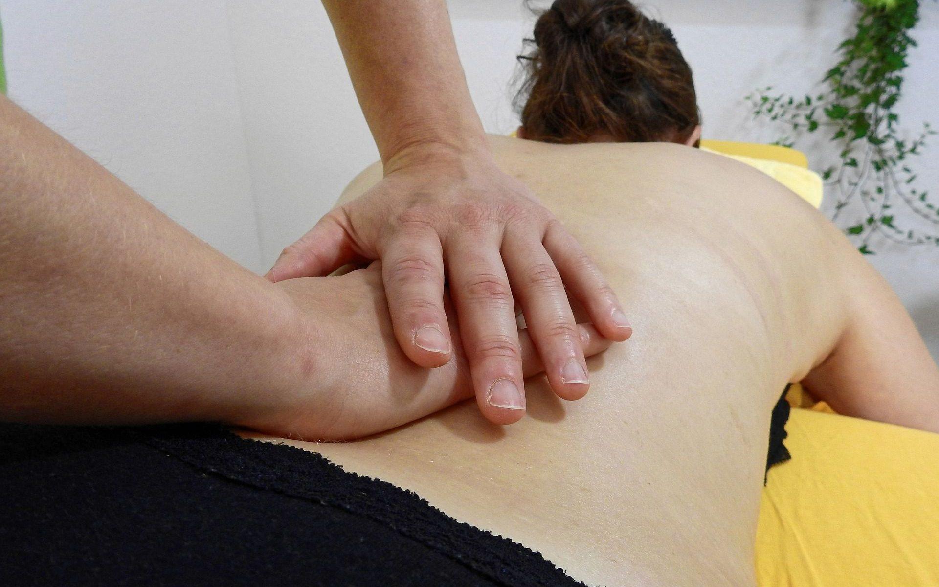 Sanselig Healing massage