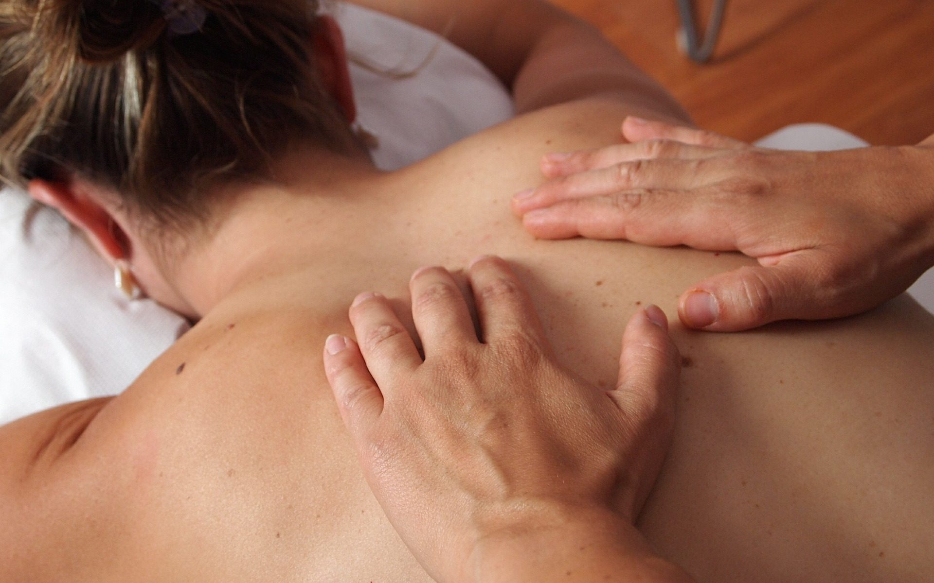 Sanselig Massage