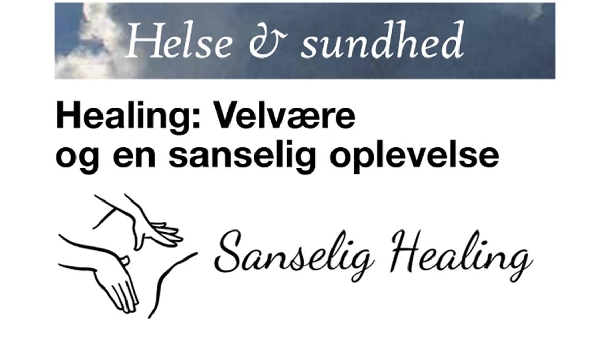Sanselig Healing Nis Sørensen