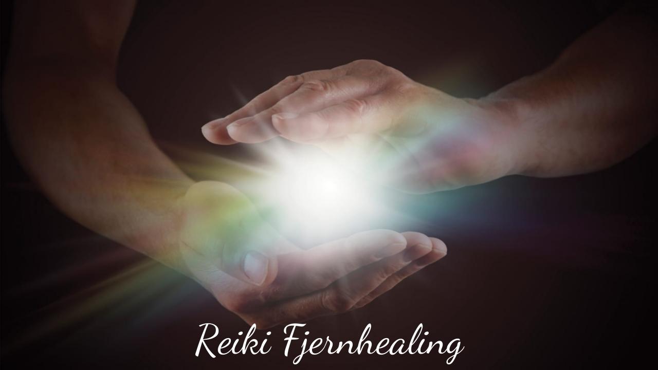 Reiki Fjernhealing, Sanselig Healing
